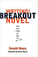 Writing the Breakout Novel book cover