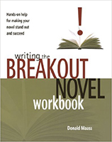 Writing the Breakout Novel Workbook book cover