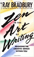 Zen in the Art of Writing book cover