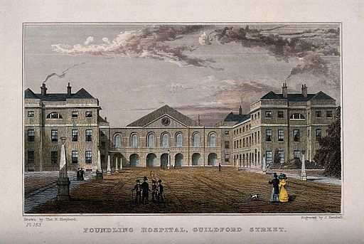 Confirm. All London foundling hospital