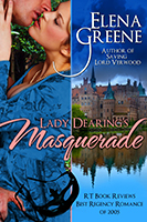 Cover thumbnail - Lady Dearing's Masquerade