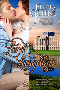 Cover: Lord Langdon's Kiss