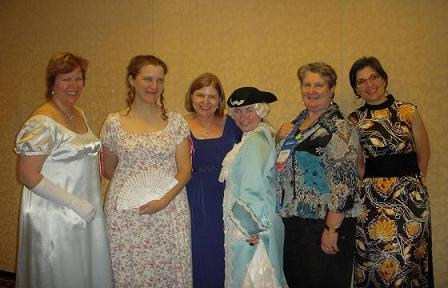 Risky Regencies at 2008 RWA Conference
