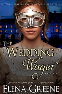 Cover: THE WEDDING WAGER